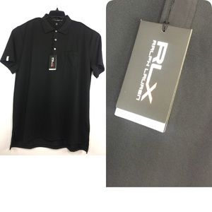 🔥 💯 RLX Ralph Lauren polo sz XL black